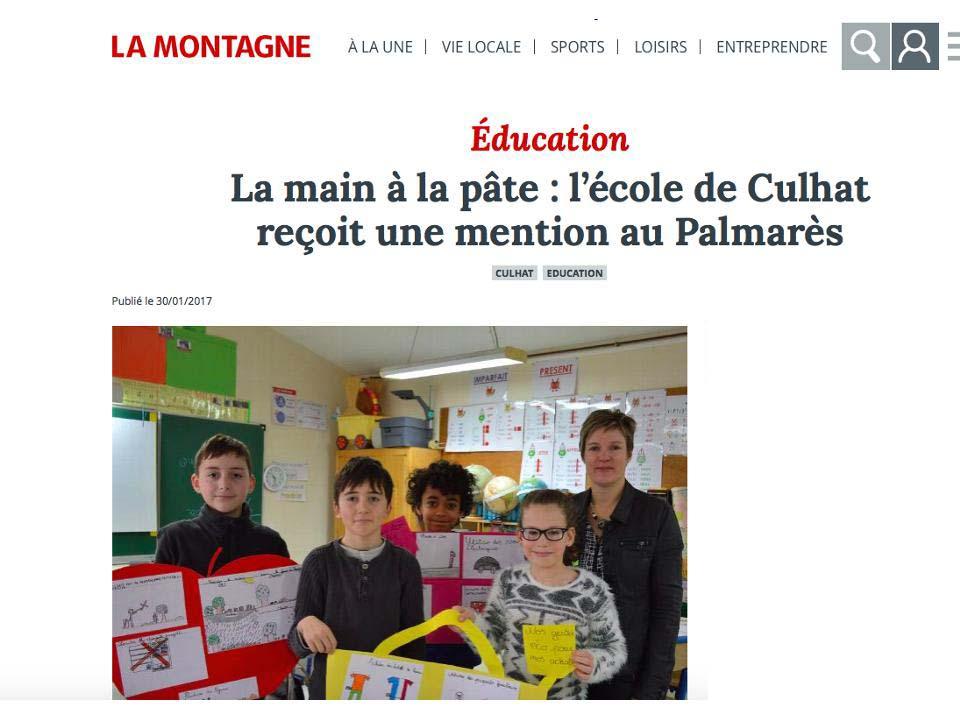 Article de presse école de Culhat_04